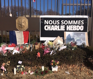 Charlie Ambassade